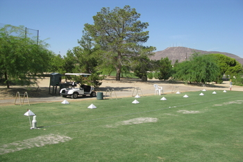 Golf Lessons, Practice Facility, Driving range, 100% Grass Hitting Area, Las Vegas, Golf